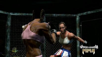 Supremacy MMA - Michele Gutierrez trailer