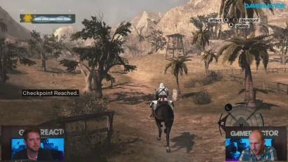 Assassin's Creed - Livestream Replay