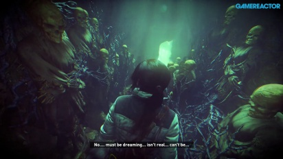 Rise of the Tomb Raider - Baba Yaga: The Temple of the Witch First 30 minutes Gameplay