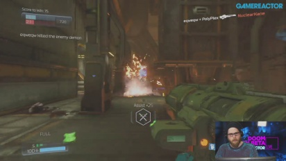 Doom Open Beta - Livestream Replay