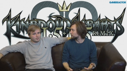 Kingdom Hearts HD 1.5 + 2.5 Remix - Looking Forward to Kingdom Hearts 3