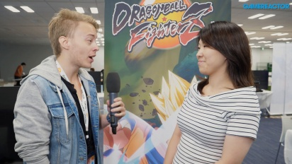 Dragon Ball FighterZ - Tomoko Hiroki Interview