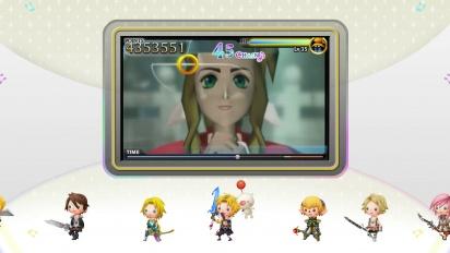 E3 12: Theatrhythm Final Fantasy - Trailer