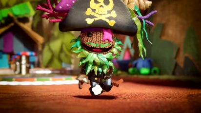 Sackboy: A Big Adventure - Launch Trailer