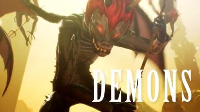 Shin Megami Tensei V- Release Date Trailer