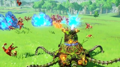 Hyrule Warriors: Age of Calamity - Expansion Pass Wave 1 Trailer