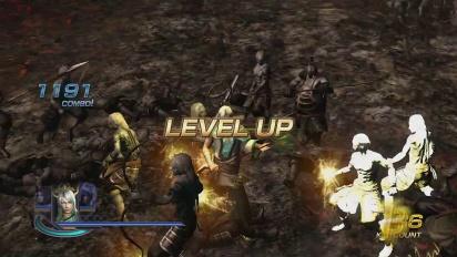 Warriors Orochi 3 - Shennongs Gameplay