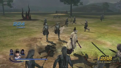 Warriors Orochi 3 - Seimeiabes Gameplay