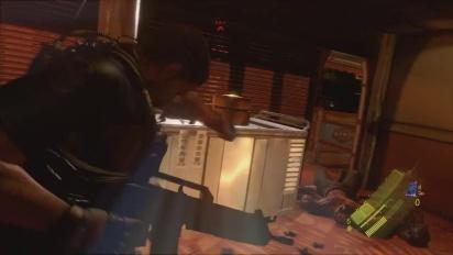 Resident Evil 6 - PC Gameplay Trailer
