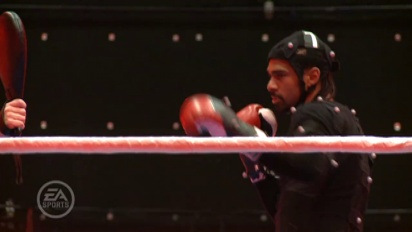 Fight Night Champion - David Haye motion capture
