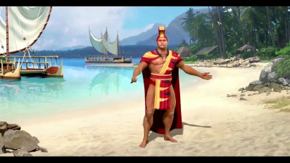 Civilization V - Polynesia DLC Walkthrough