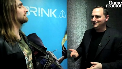 Brink interview