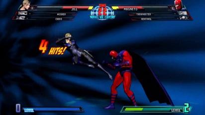 Marvel vs Capcom 3 - Jill Trailer