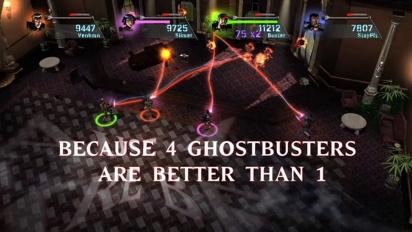 Ghostbusters: Sanctum of Slime - Multiplayer Trailer