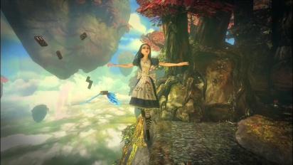 Alice: Madness Returns - GDC Trailer