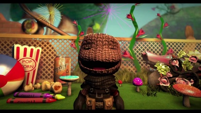 Little Big Planet 3 - Official TV Commercial