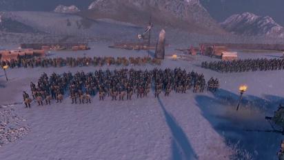 Total War: Attila - Barbarian Hordes Feature Trailer