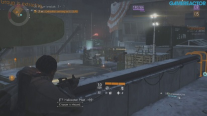 Gamereactor Plays - The Division Beta Dark Zone