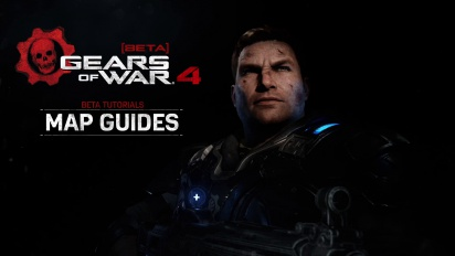 Gears of War 4 Beta - Maps Overview