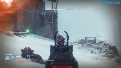 Destiny: Rise of Iron - King of the Mountain Gameplay