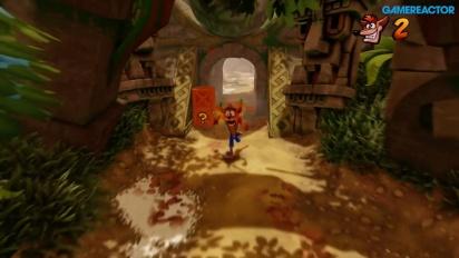 Crash Bandicoot: Nsane Trilogy  - E3 Gameplay