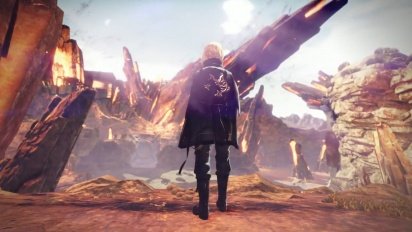 God Eater 3 - Announcement Trailer