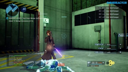 Sword Art Online: Fatal Bullet - TGS Gameplay #1