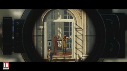 Hitman 2 - Sniper Assassin Trailer
