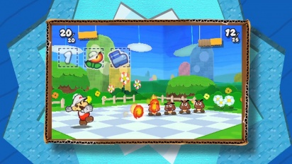 E3 12: Paper Mario: Sticker Star - Trailer