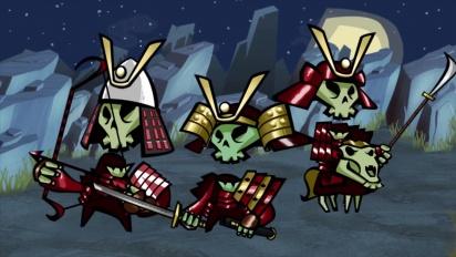 Skulls of the Shogun: Bone-A-Fide Edition - Nintendo Switch Trailer