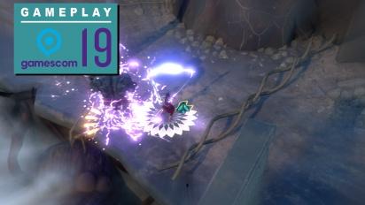 Raji: An Ancient Epic - Gamescom Gameplay