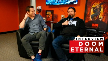 Doom Eternal - Marty Stratton & Hugo Martin Interview