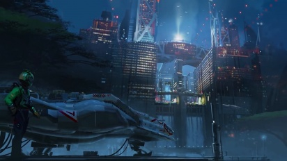 Starfield - Location Insights: New Atlantis