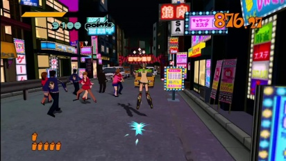 Jet Set Radio - Launch Trailer