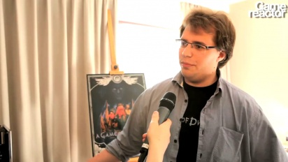 GC 12: A Game of Dwarves - Interview