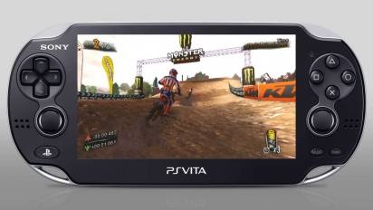 MUD: FIM Motocross World Championship - PS Vita Gameplay Trailer