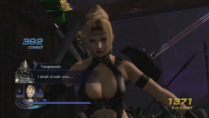 Warriors Orochi 3 - Rachels Gameplay