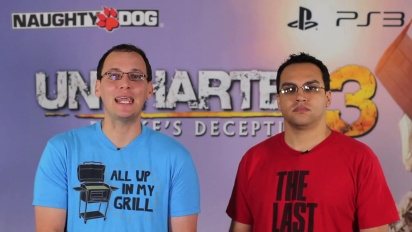 Uncharted 3: Drake's Deception - Tournament Mode Video