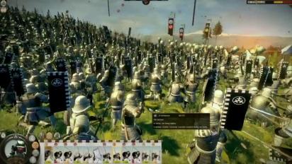 Total War: Shogun 2 - Making of Trailer Part 1
