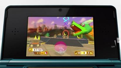 Super Monkey Ball 3D - Trailer