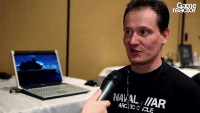 Naval War: Arctic Circle interview