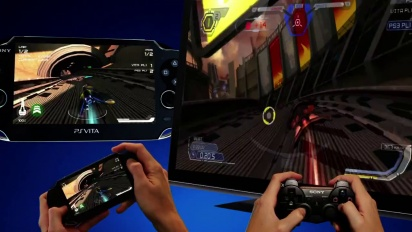 PS Vita - Inside PS Vita: Cross Play