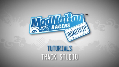 ModNation Racers: Road Trip - Track Studio