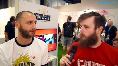 Mother Russia Bleeds - Alexandre Muttoni Interview