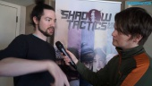 Shadow Tactics: Blades of the Shogun - Dominik Abé Interview