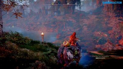 Horizon: Zero Dawn - 20 minutes of real PS4 Pro gameplay 1080p