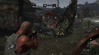 Max Payne 3 - Multiplayer Gameplay Video: Part One