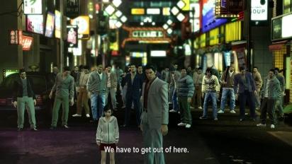 Yakuza Kiwami - Story Trailer