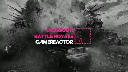 Livestream Replay - Crossout's Battle Royale Mode