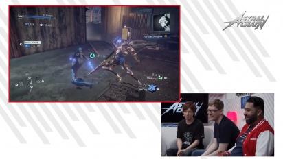 Astral Chain - Nintendo Gamescom Presentation